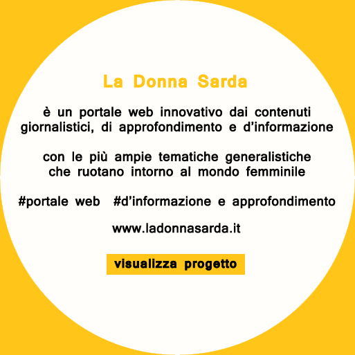 progetto webdesign per ladonnasarda.it